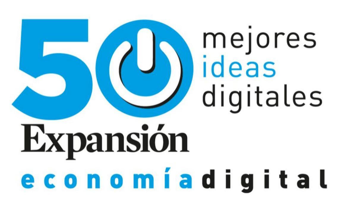 Premio 50 mejores ideas digitales Expansión
