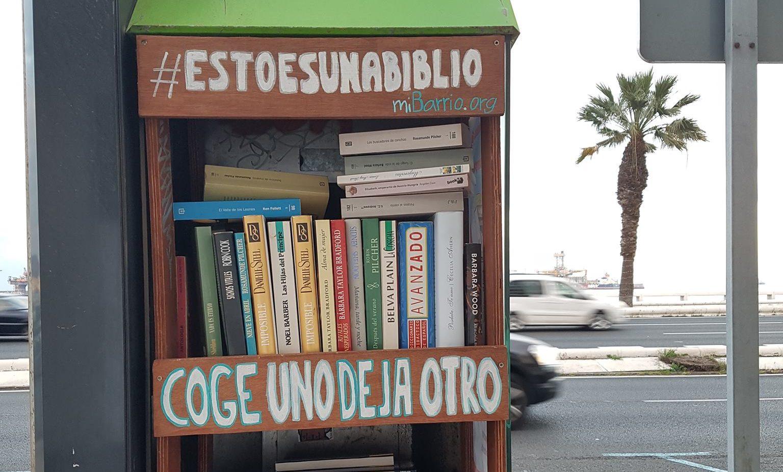 #EstoEsUnaBiblio